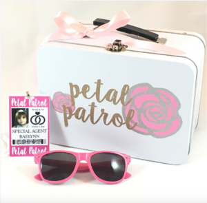 Petal Patrol - Flower Girl Accessories Set