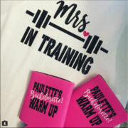 Warm Up the Bride Bachelorette Work Out